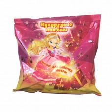 Кукурузные палочки (для девочек) с подарком внутри, 50гр