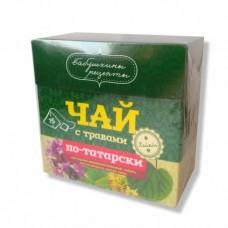 """Чай """"По-Татарски"""" черный в пирамидках"""