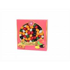 Арахис в цветной шоколадной глазури 200гр