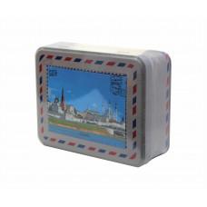 Чай Города России КАЗАНЬ (шкатулка с магнитом) МАРКА 50гр