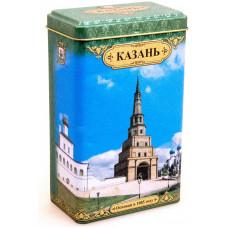 Чай черный цейлонский подарочный «Казань» в ж/б , 75 г