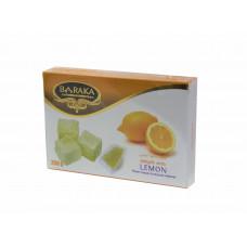 РАХАТ ЛУКУМ со вкусом лимона 250гр BARAKA